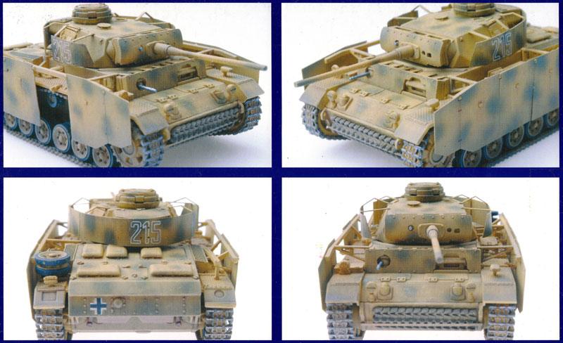 ドイツ 3号戦車 L型プラモデル(ユニモデル1/72 AFVキットNo.272)商品画像_2
