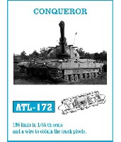 コンカラー 重戦車 履帯