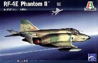 イタレリ1/48 飛行機シリーズRF-4 E ファントム 2