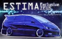 トヨタ エスティマ エクスクルーシブ ゼウス