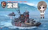 ちび丸 超大型直接教育艦 武蔵