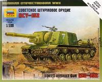 ISU-152 ソビエト自走砲