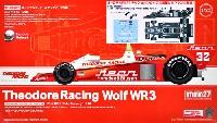 スタジオ27セオドールレーシングコレクションセオドールレーシング ウルフ WR3 AFX F-1 1979