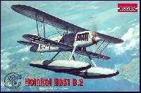 ローデン1/48 エアクラフト プラモデルハインケル He51B.2