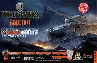 プラッツWORLD OF TANKSドイツ 中戦車 レオパルト 1