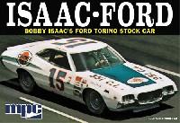 MPC1/25 カーモデル1972 ISAAC フォード トリノ ストックカー