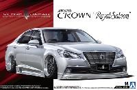 アオシマ1/24 ザ・チューンドカーブレーン X10 AWS210 クラウン ロイヤルサルーン G'12