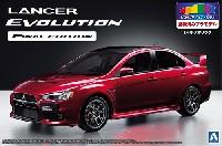 ミツビシ CZ4A ランサーエボリューション ファイナルエディション '15 (レッドメタリック)