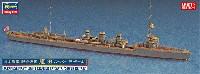 ハセガワ1/700 ウォーターラインシリーズ スーパーディテール日本海軍 軽巡洋艦 龍田 スーパーディテール