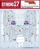 スタジオ27セオドールレーシングコレクションセオドールレーシング ウルフ WR3 AFX F-1 1980