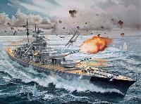 ドイツ戦艦 ビスマルク (プレミアムエディション)