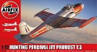 エアフィックス1/72 ミリタリーエアクラフトハンティング パーシヴァル ジェット プロヴォスト T.3