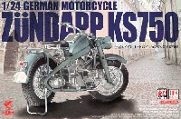 ドイツ オートバイ ツュンダップ KS750