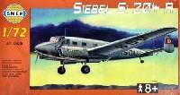 スメール1/72 エアクラフト プラモデルジーベル Si204A