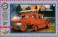 PST1/72 AFVモデルソビエト ZIS-5 消防車