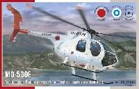 スペシャルホビー1/72 エアクラフト プラモデルMD-500E