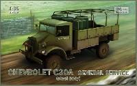 シボレー C30A カーゴトラック 鋼製荷台