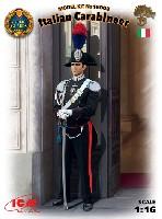 ICM1/16 ワールドガードイタリア 国家憲兵 カラビニエリ