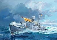 レベル1/144 艦船モデルアルバトロス級 ミサイル艇