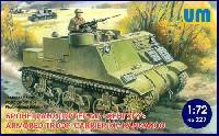 ユニモデル1/72 AFVキットイギリス プリースト・カンガルー 装甲兵員輸送車