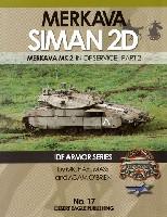 メルカバ SIMAN 2D (MERKAVA Mk.2 in IDF SERVICE PART 2)