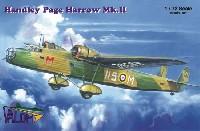 バロムモデル1/72 エアクラフト プラモデルハンドレページ ハロー Mk.2