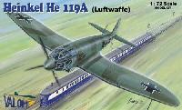 バロムモデル1/72 エアクラフト プラモデルハインケル He119A (ドイツ空軍)
