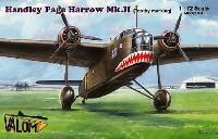 バロムモデル1/72 エアクラフト プラモデルハンドレページ ハロー Mk.2 (シャークマウス)