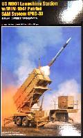 トランペッター1/35 AFVシリーズペトリオット PAC-3 地対空ミサイルシステム (M901 w/MIM-104F)