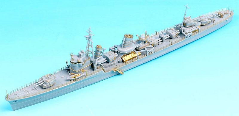 日本海軍 駆逐艦 響 1941 ディテールアップセット (ヤマシタホビー用)エッチング(テトラモデルワークス艦船 エッチングパーツNo.SE-70013)商品画像_4