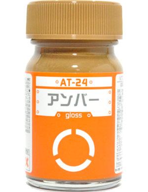 AT-24 アンバー塗料(ガイアノーツボトムズカラー シリーズNo.33724)商品画像