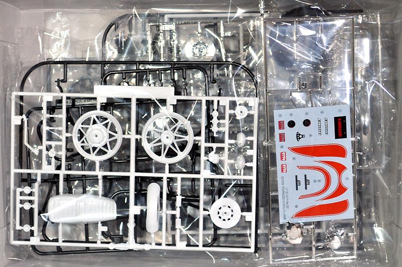 カワサキ 750RS (Z2) カスタムパーツ付きプラモデル(アオシマ1/12 バイクNo.032)商品画像_1