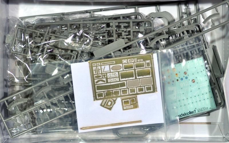 T-80UA 主力戦車プラモデル(モデルコレクト1/72 AFV キットNo.UA72062)商品画像_1