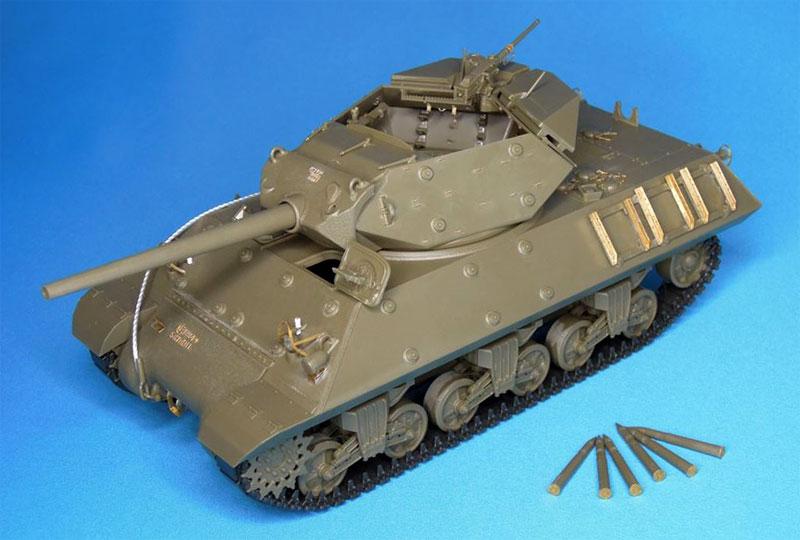 M10 駆逐戦車 エッチングセットエッチング(パッションモデルズ1/35 シリーズNo.P35-122)商品画像_2