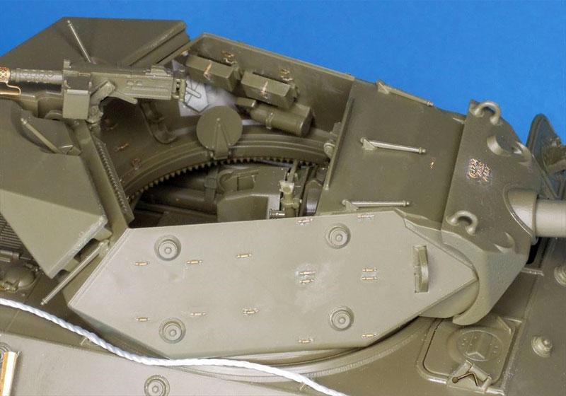 M10 駆逐戦車 エッチングセットエッチング(パッションモデルズ1/35 シリーズNo.P35-122)商品画像_3