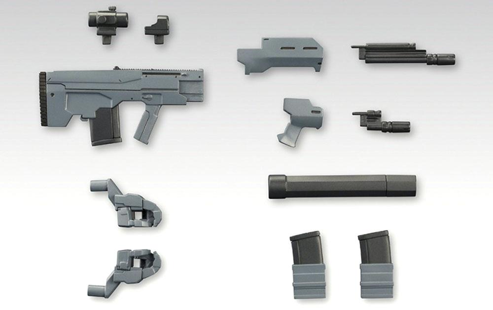 アサルトライフル 2プラモデル(コトブキヤM.S.G モデリングサポートグッズ ウェポンユニットNo.MW-037)商品画像_2