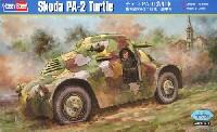 チェコ PA-2 装甲車