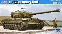 ホビーボス1/35 ファイティングビークル シリーズアメリカ 重戦車 T-29E1