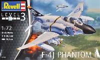 レベル1/72 飛行機F-4J ファントム 2