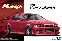 アオシマ1/24 ザ・チューンドカーKunny'z JZX100 チェイサー ツアラーV '98