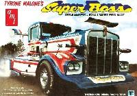 amt1/25 カーモデルタイロン・マローン スーパーボス ケンワース ドラッグトラック