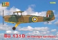 ビュッカー Bu131D フォーリンサービス