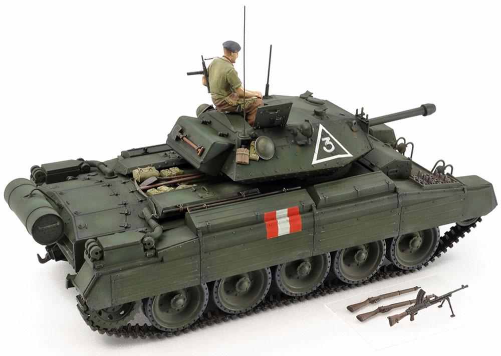 イギリス 巡航戦車 クルセーダー Mk.3プラモデル(タミヤタミヤ イタレリ シリーズNo.37025)商品画像_2