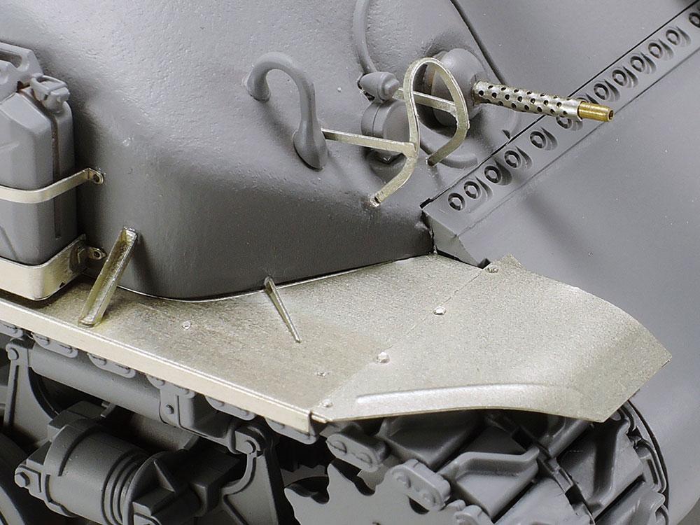 イスラエル軍戦車 M51 スーパーシャーマン アベール社製エッチングパーツ付きプラモデル(タミヤスケール限定品No.25180)商品画像_3