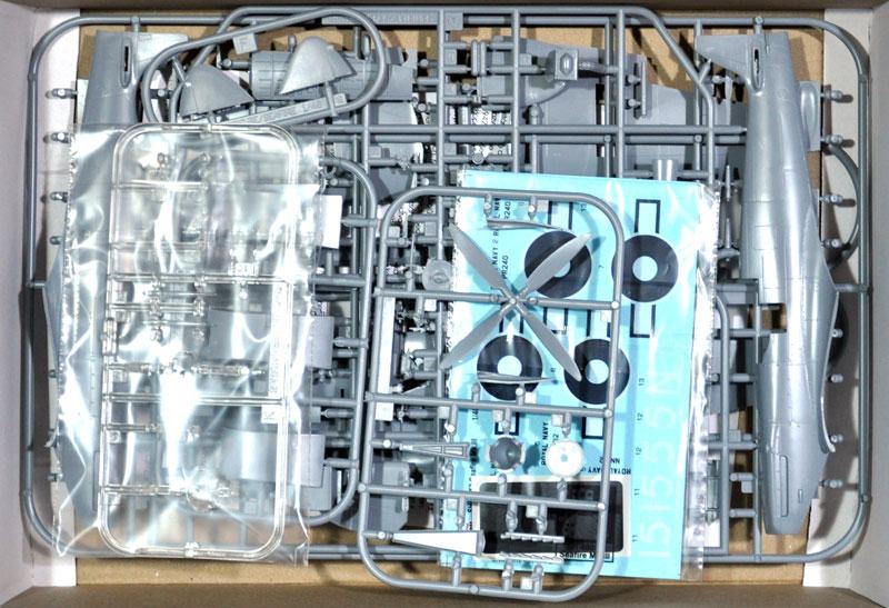 スーパーマリン シーファイア Mk.3 太平洋戦プラモデル(スペシャルホビー1/48 エアクラフト プラモデルNo.SH48052)商品画像_1
