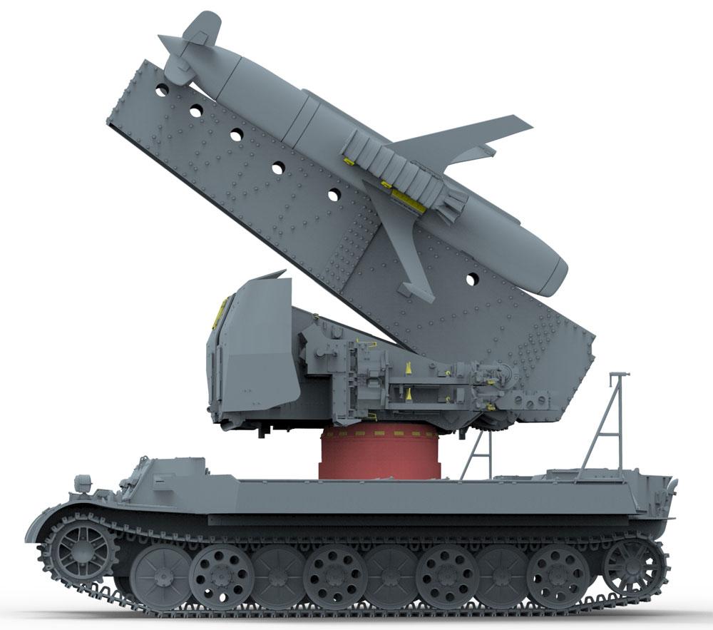ドイツ ライントホター R-3p 地対空ミサイル発射機プラモデル(ブロンコモデル1/35 AFVモデルNo.CB35075)商品画像_4