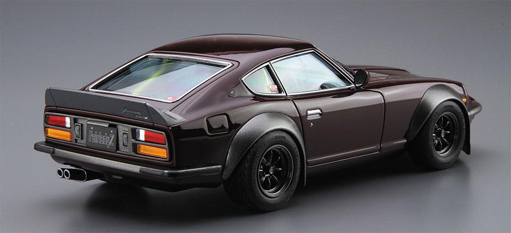 ニッサン S30 フェアレディ Z エアロカスタム '75プラモデル(アオシマ1/24 ザ・モデルカーNo.旧030)商品画像_3