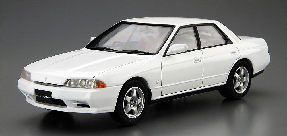 ニッサン HCR32 スカイライン GTS-t タイプM '89プラモデル(アオシマ1/24 ザ・モデルカーNo.032)商品画像_2