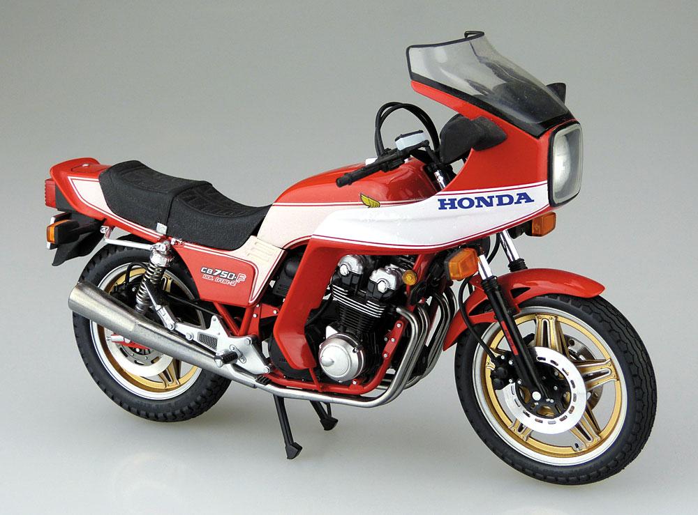 ホンダ CB750F ボルドール 2 オプション仕様プラモデル(アオシマ1/12 バイクNo.034)商品画像_2