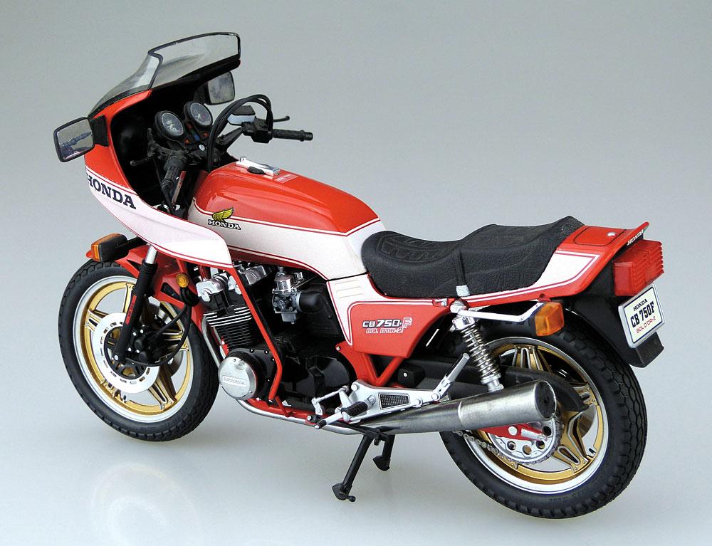 ホンダ CB750F ボルドール 2 オプション仕様プラモデル(アオシマ1/12 バイクNo.034)商品画像_3